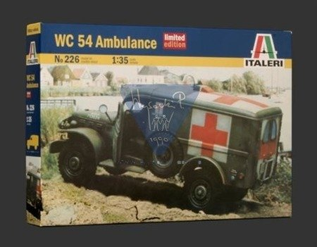 Italeri 0226 Dodge WC54 Ambulance