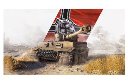 Italeri 56501World of Tanks Pz.Kpfw.VI TIGER I